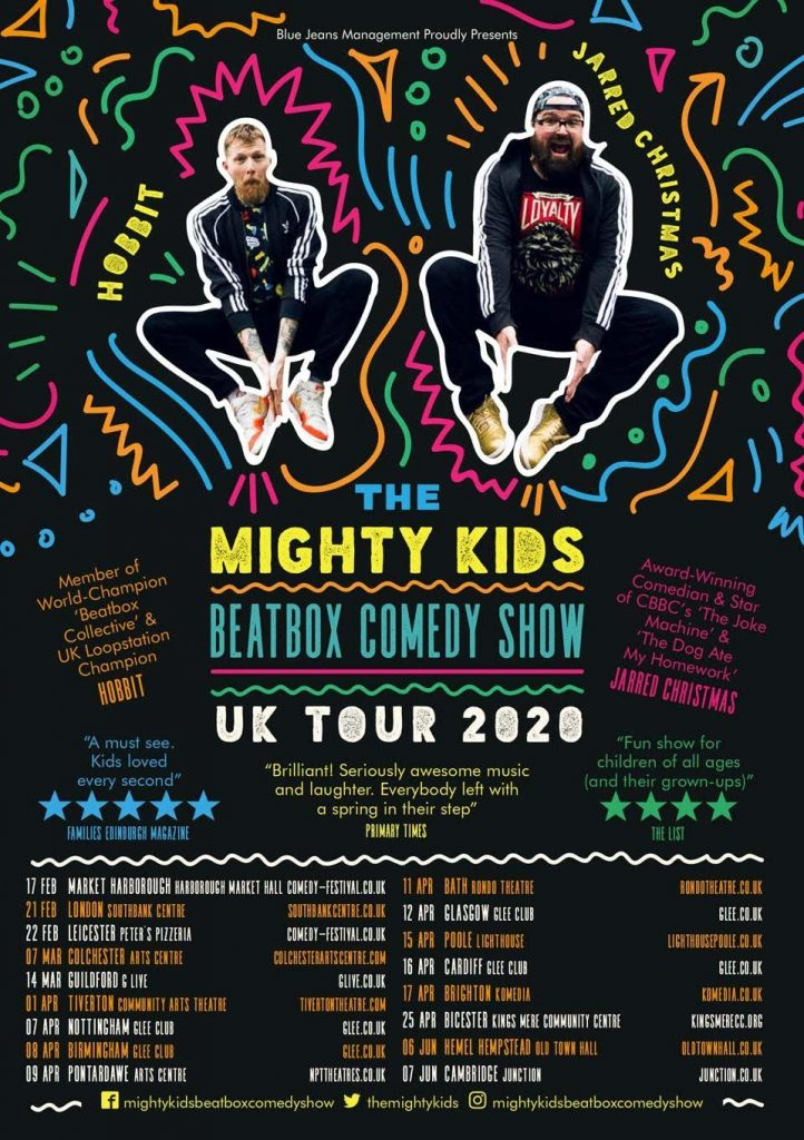 """(<img alt=""""The Mighty Kids Beatbox comedy show"""">)"""